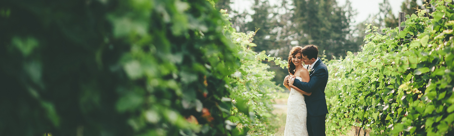 Summerhill Winery Kelowna Wedding