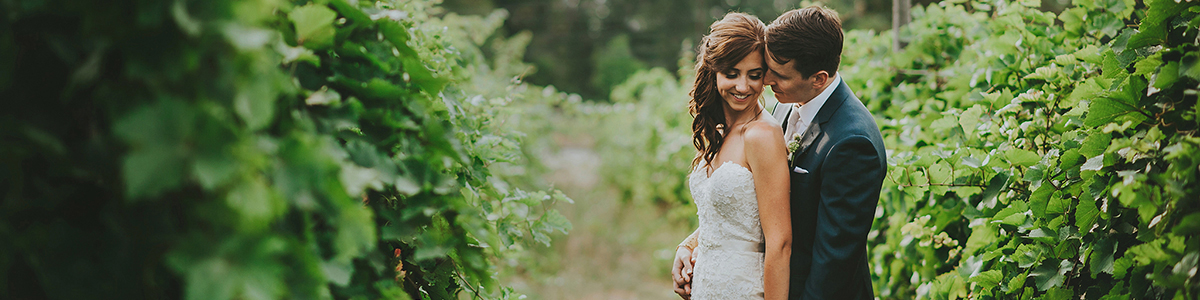 Summerhill Winery Wedding Photograph