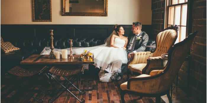 BNA + The Laurel Packinghouse Wedding | Tyler & Christine
