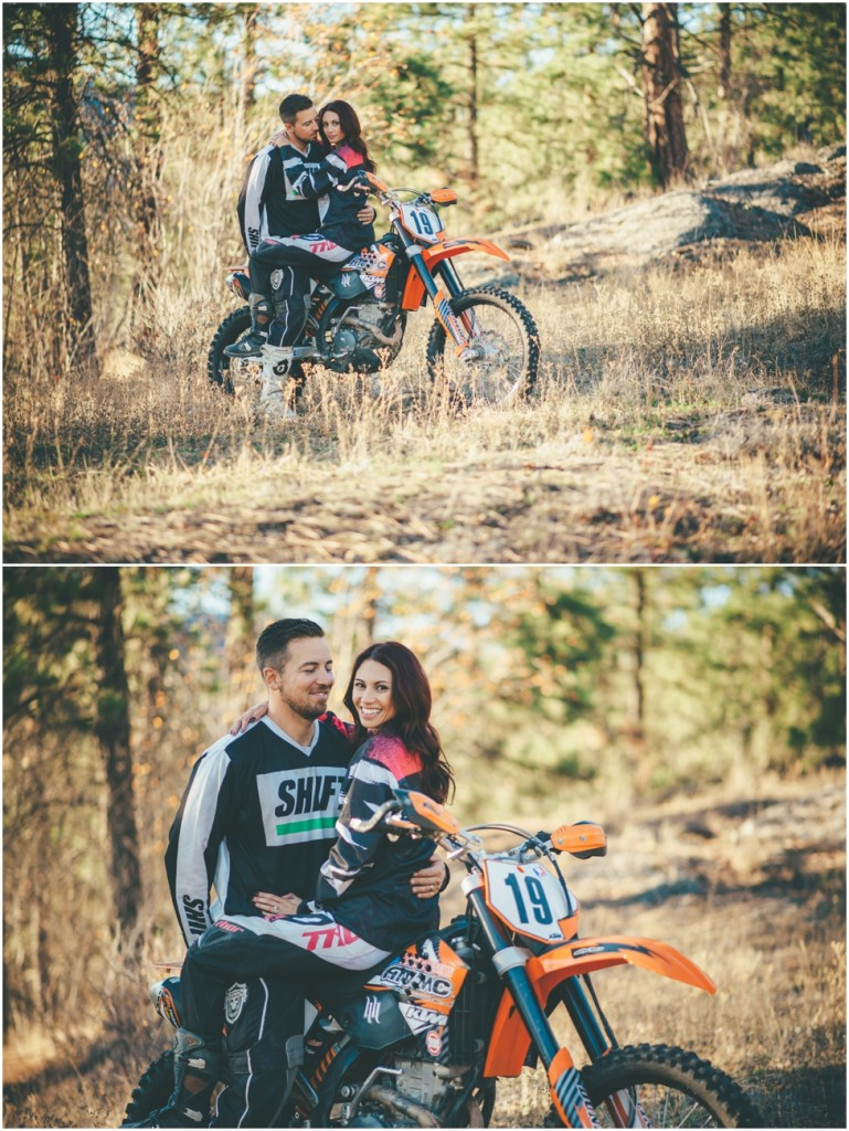 Dirtbike Engagement