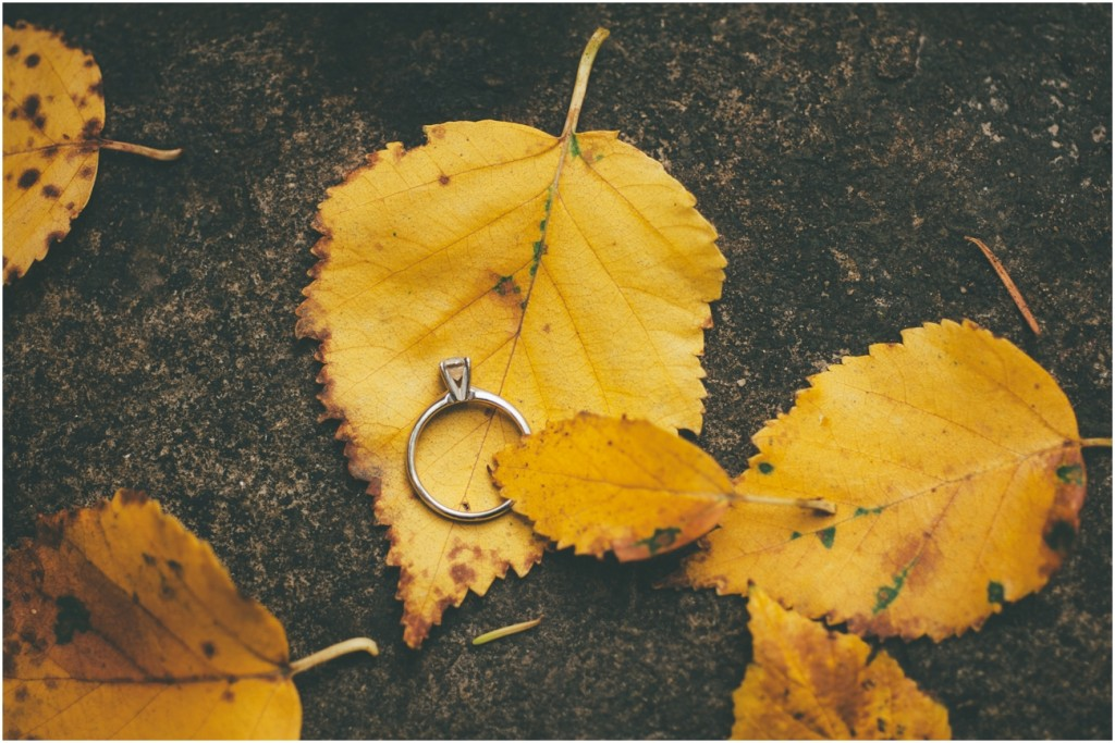 Fall Engagement ring ideas