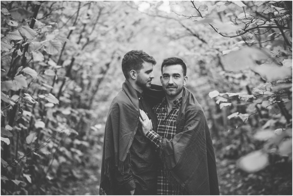 Gay Engagement Photography
