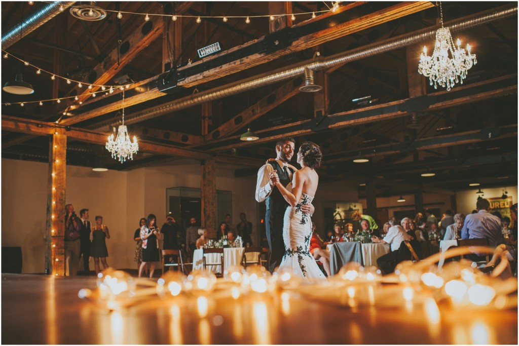 The Laurel Packing House Wedding