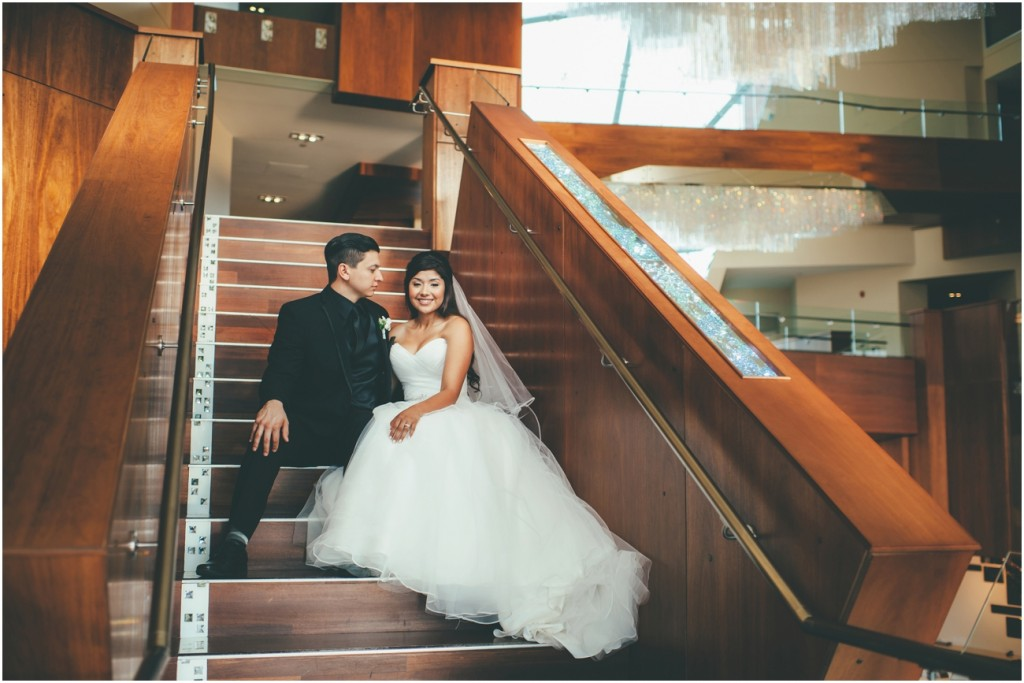 Sparkling Hill Resort Wedding