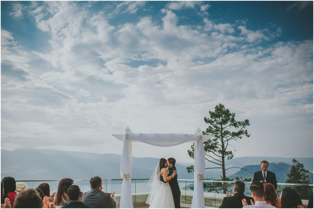 Sparkling Hill Resort Ceremony Photo