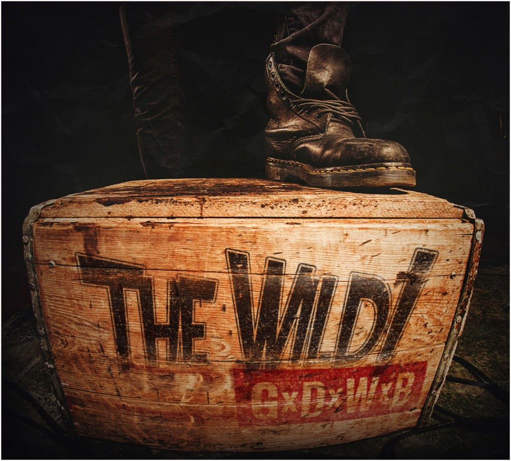 The Wild! Album Cover by Joelsview Photography