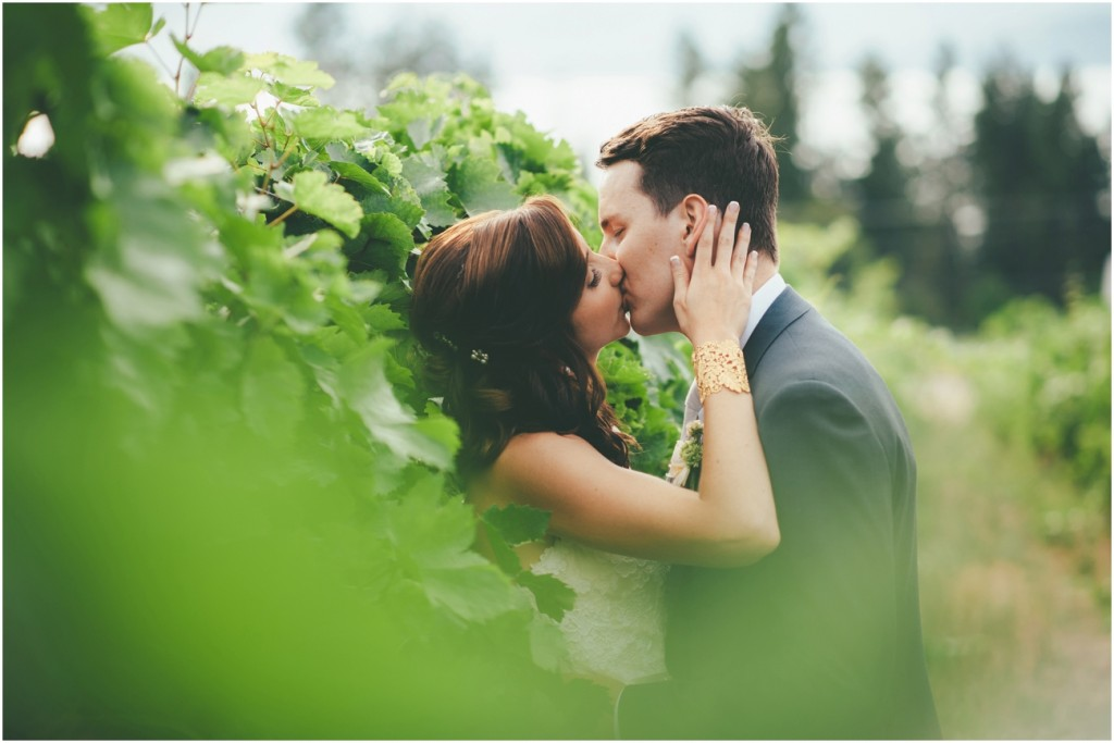 Summerhill Winery Wedding Photo