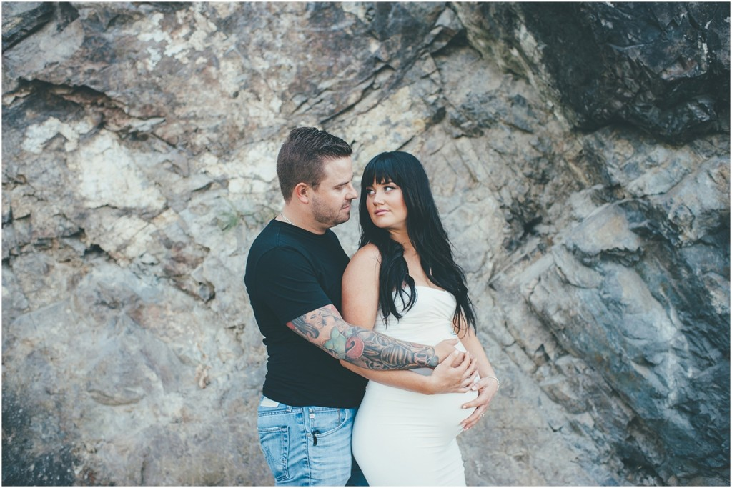 Tattooed Maternity Session
