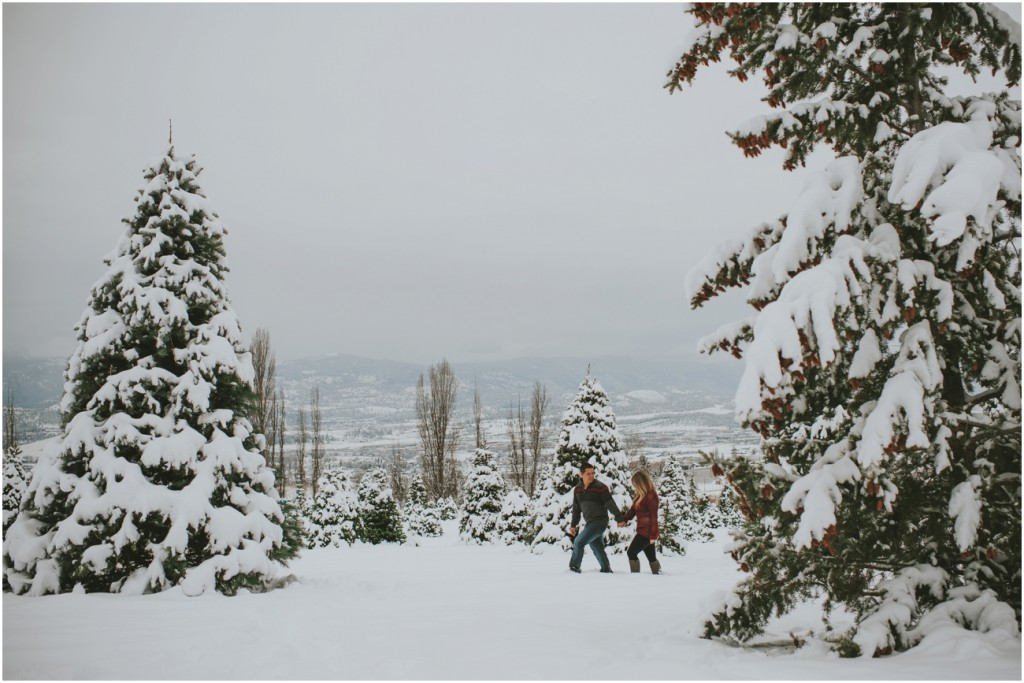Okanagan Winter Engagement_0001
