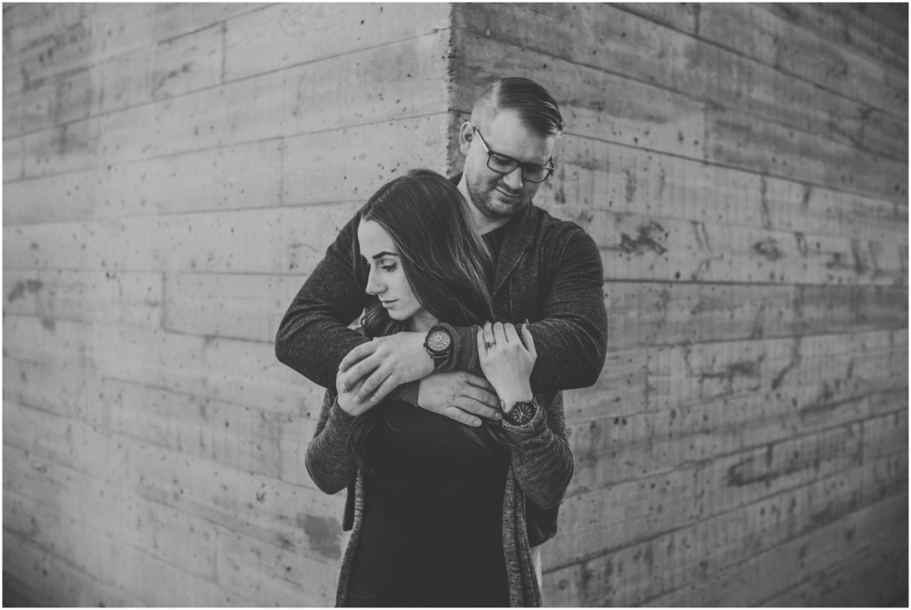 engagement photo filled with connection & emotion