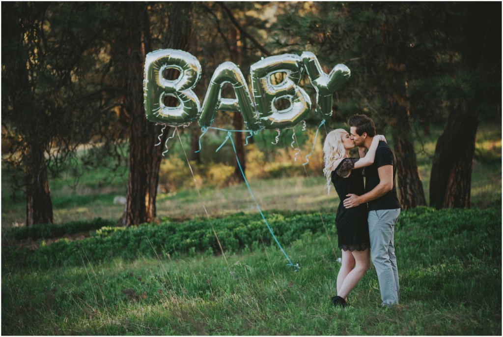 Baby Announcement photo idea
