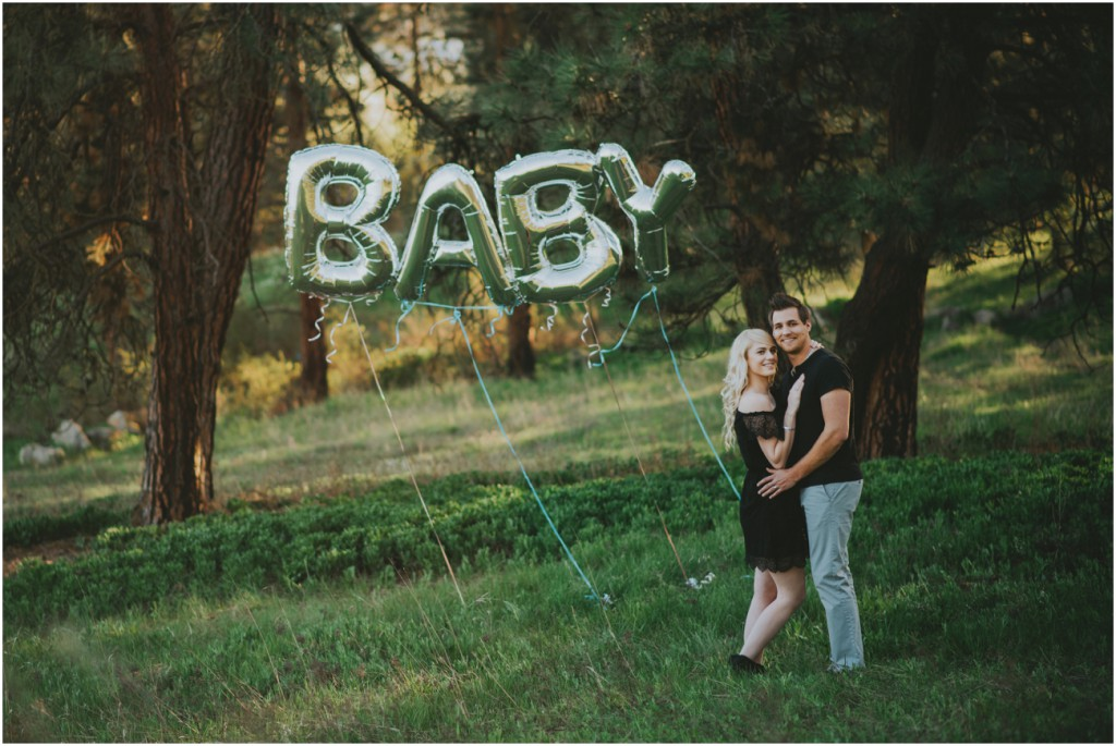 Baby Announcement photoshoot