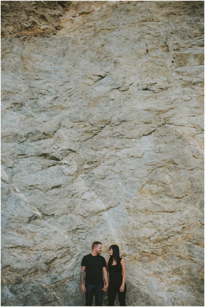 Engagement session in the Okanagan