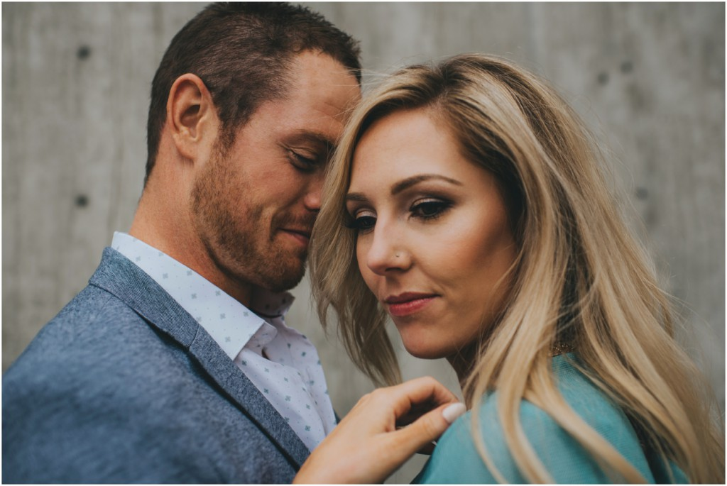 Stunning Engaged Couple in BC