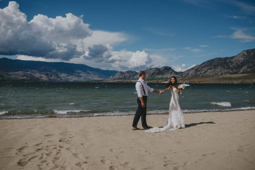 Destination Wedding in Osoyoos