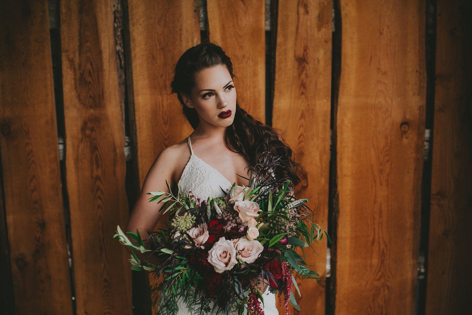 Bohemian Bridal at Silver Sage Stables