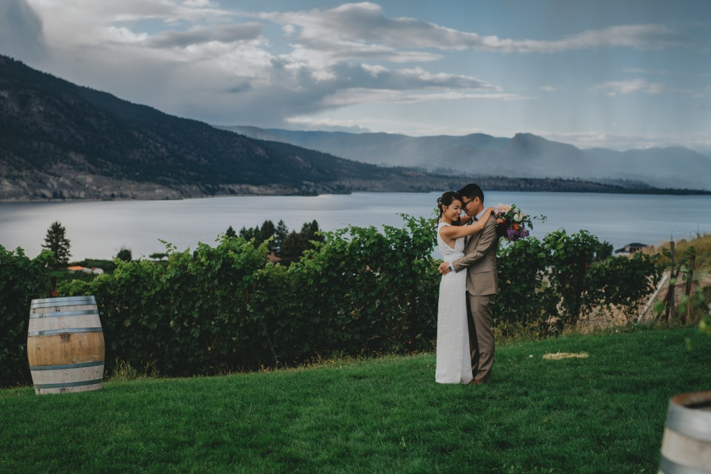 Winery Wedding in Penticton