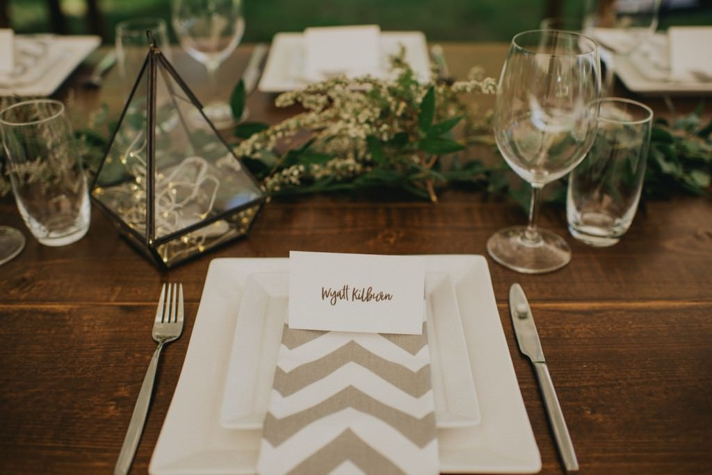 Mint Julep Wedding Decor