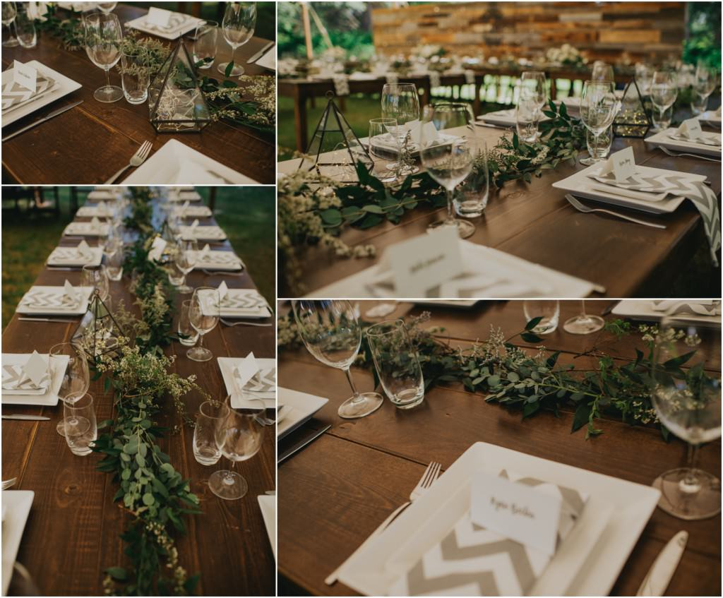 Kelowna Wedding Decor