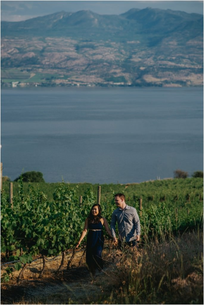 Okanagan Vineyard Engagement - Joelsview Photography_0002