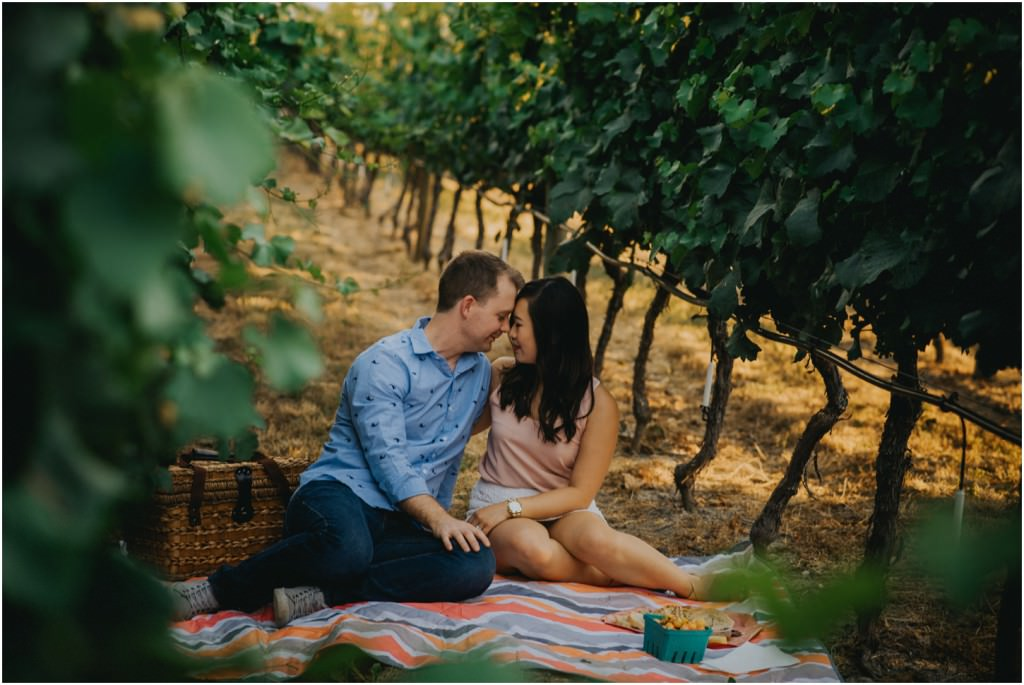 Okanagan Vineyard Engagement - Joelsview Photography_0009