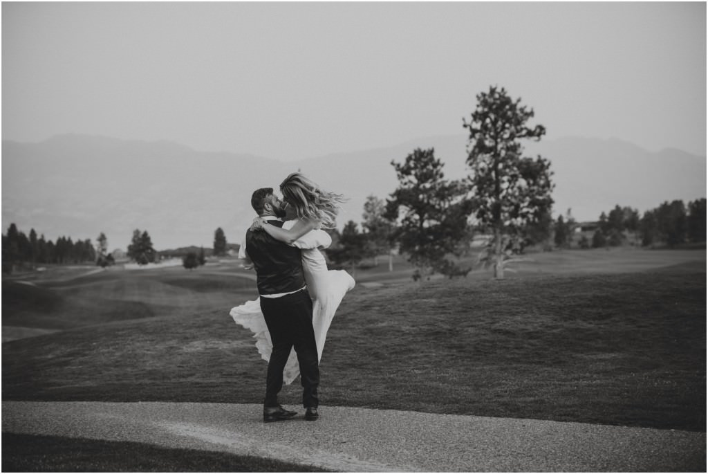 Two Eagles Golf Course Wedding