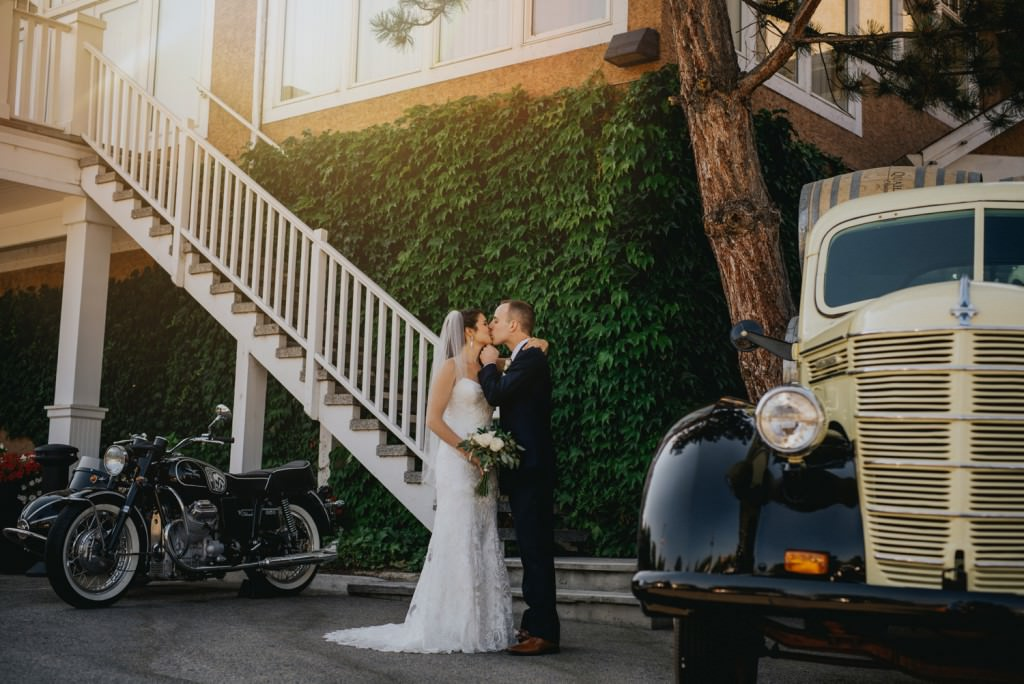 Vintage Kelowna Wedding Photography