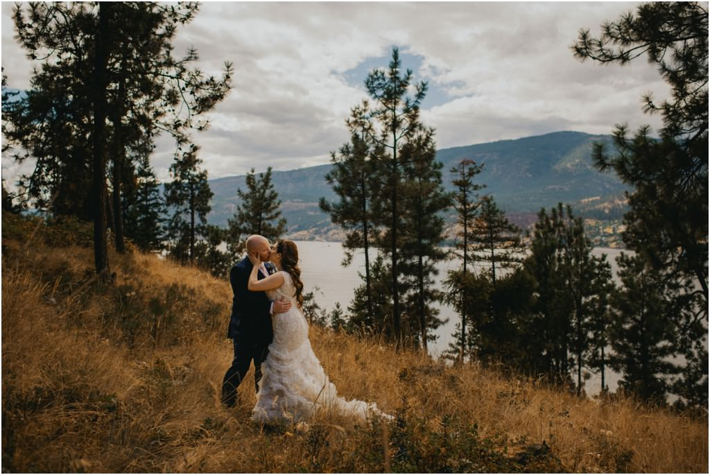 Adventurous Kelowna Wedding Photography