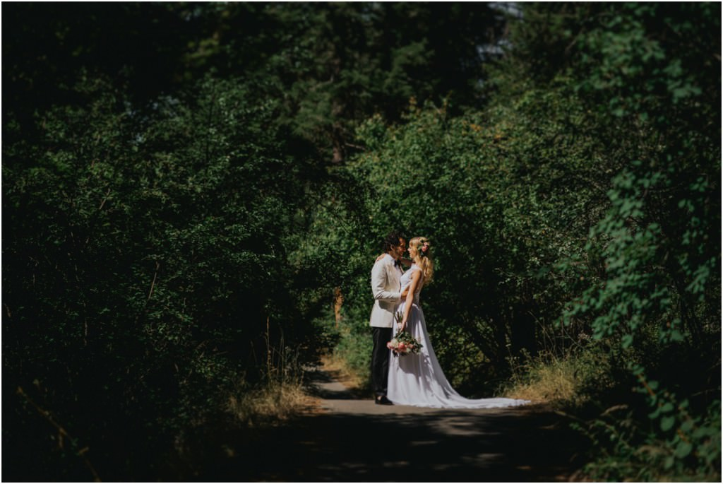 Okanagan Forest Wedding