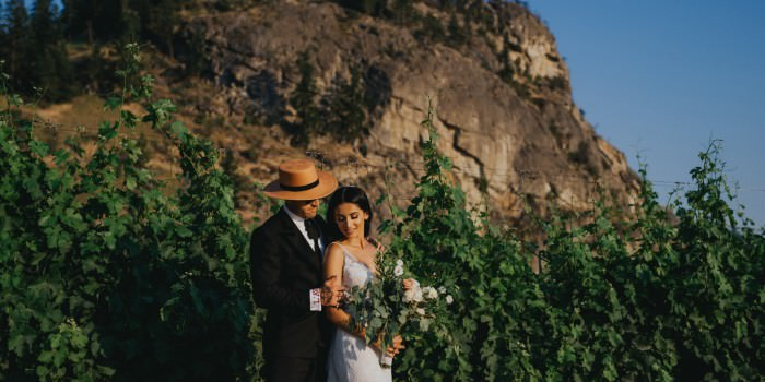 Stunning Wedding in Penticton