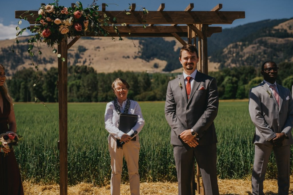 Silver Sage Stables Ceremony