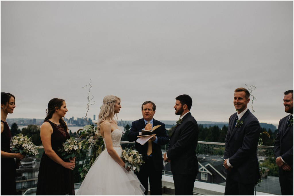 The View on Lonsdale Wedding