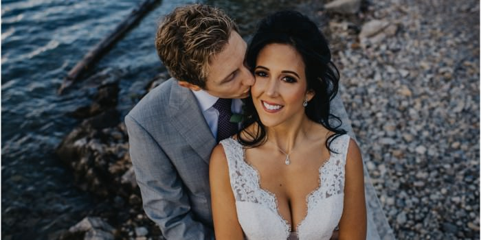 Cornerstone Theatre Canmore Wedding - Justin & Shanelle