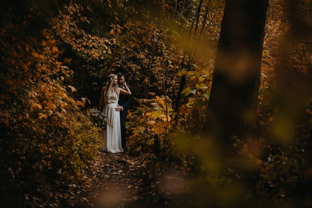 Autumn Okanagan Wedding