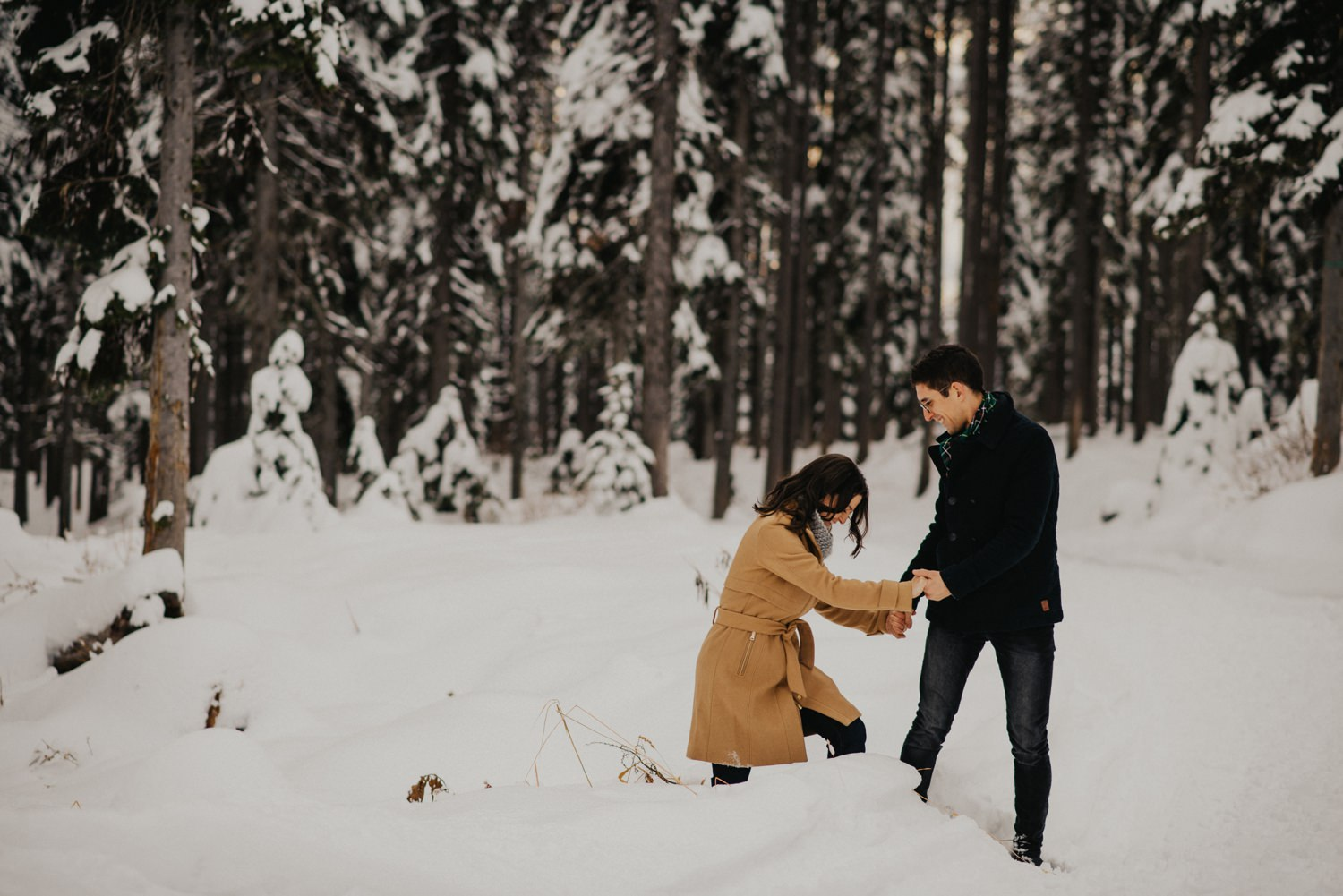 Winter Mountain Engagement - Joelsview_0005