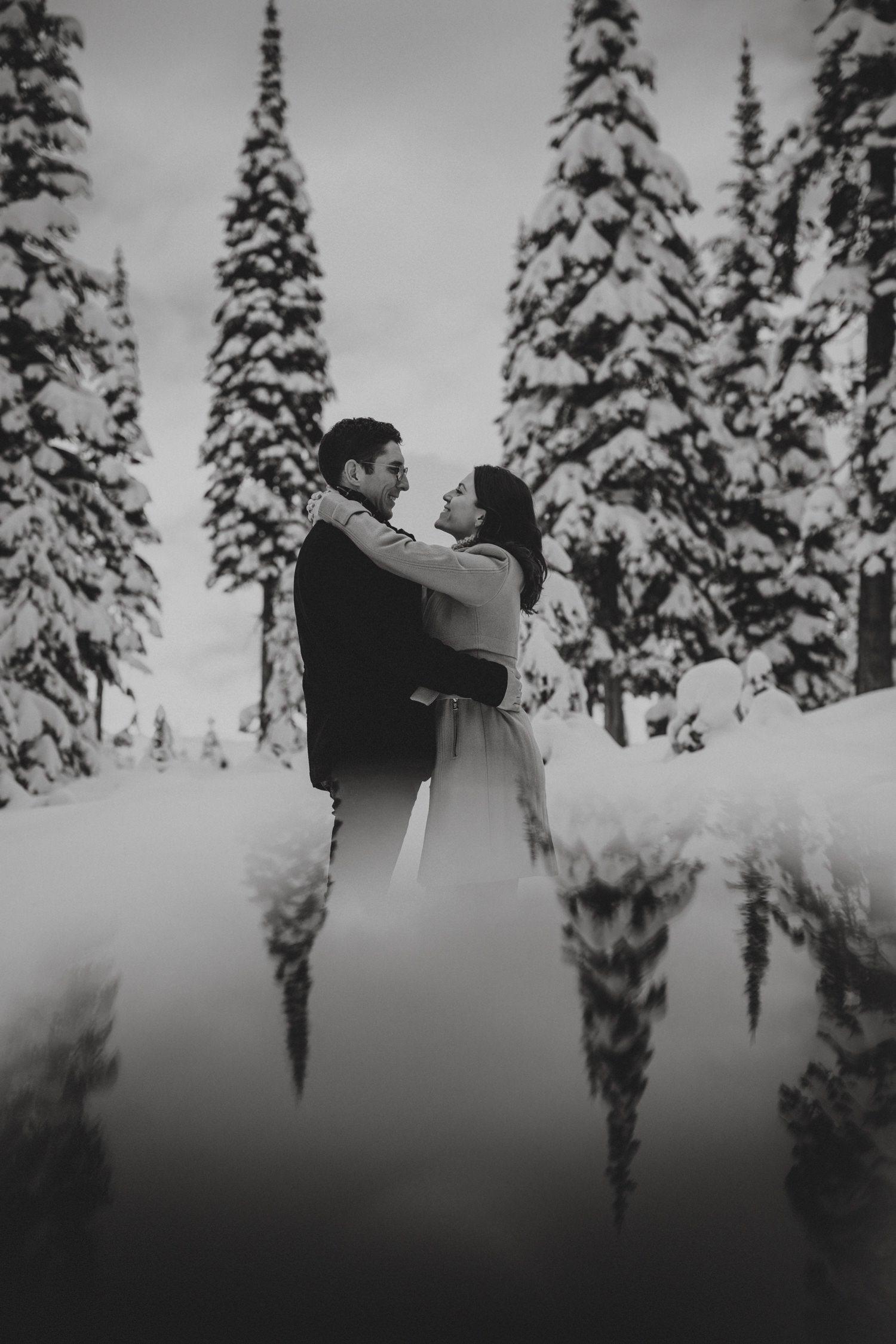 Winter Mountain Engagement - Joelsview_0006