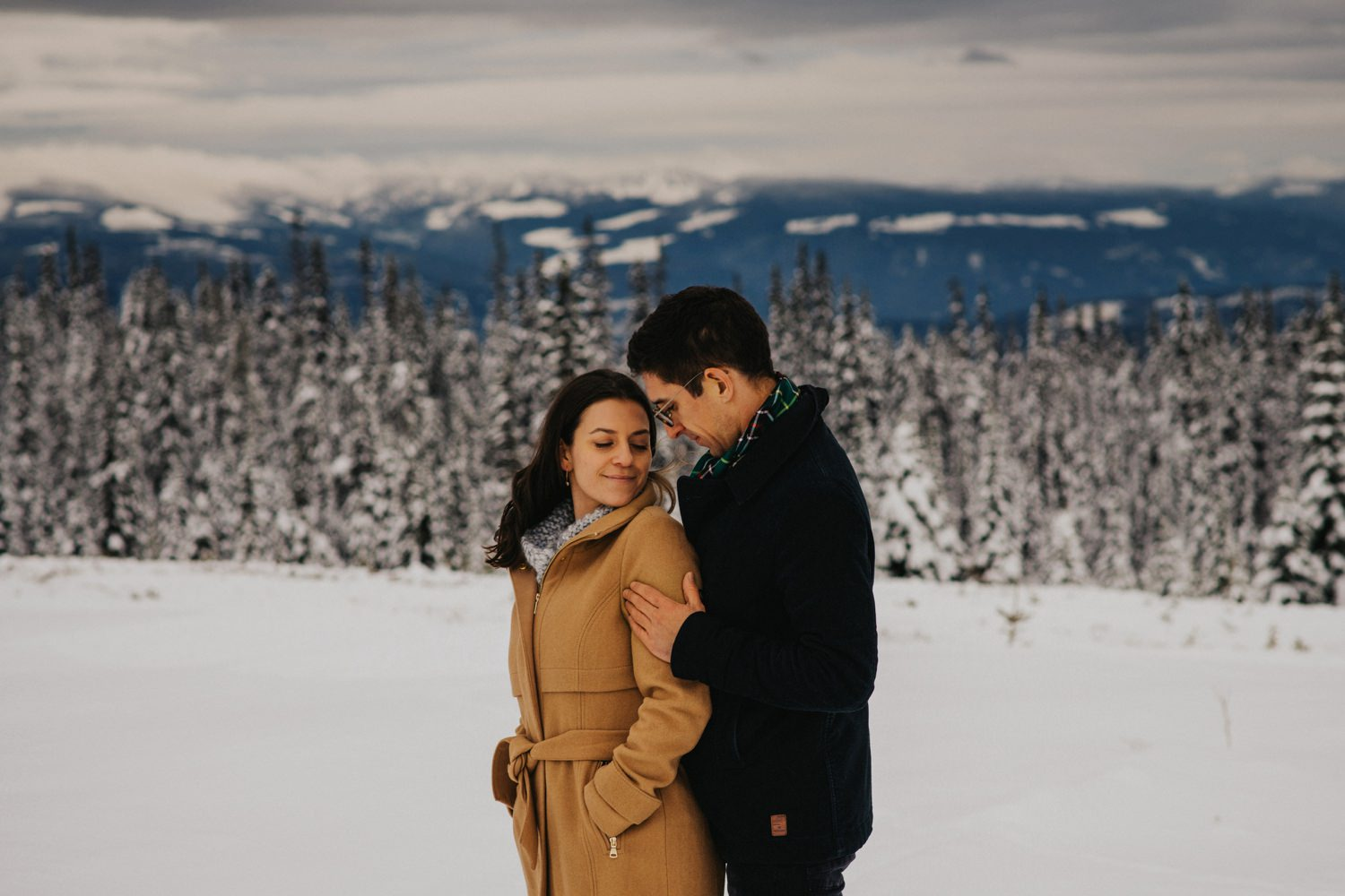 Winter Mountain Engagement - Joelsview_0028