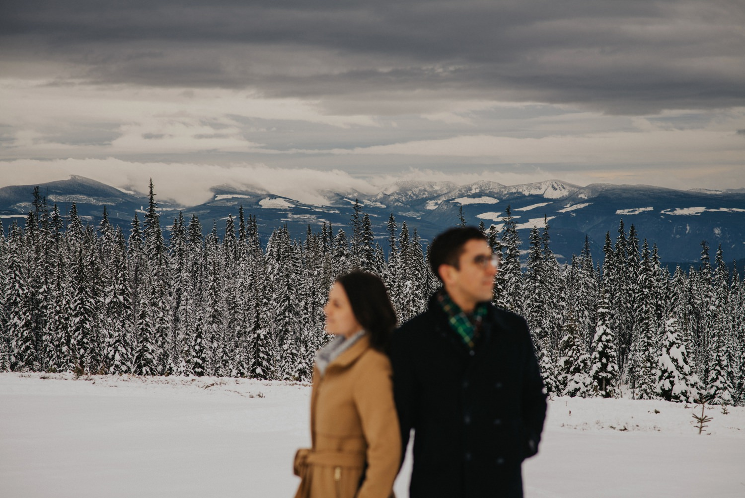 Big White Mountain Engagement