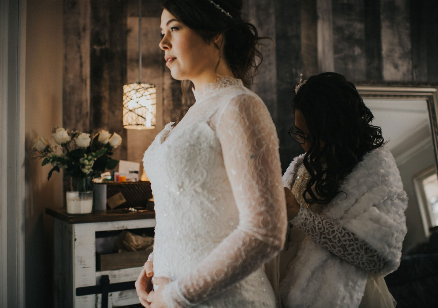 Kelowna Winter Wedding - Joelsview Photography_0033
