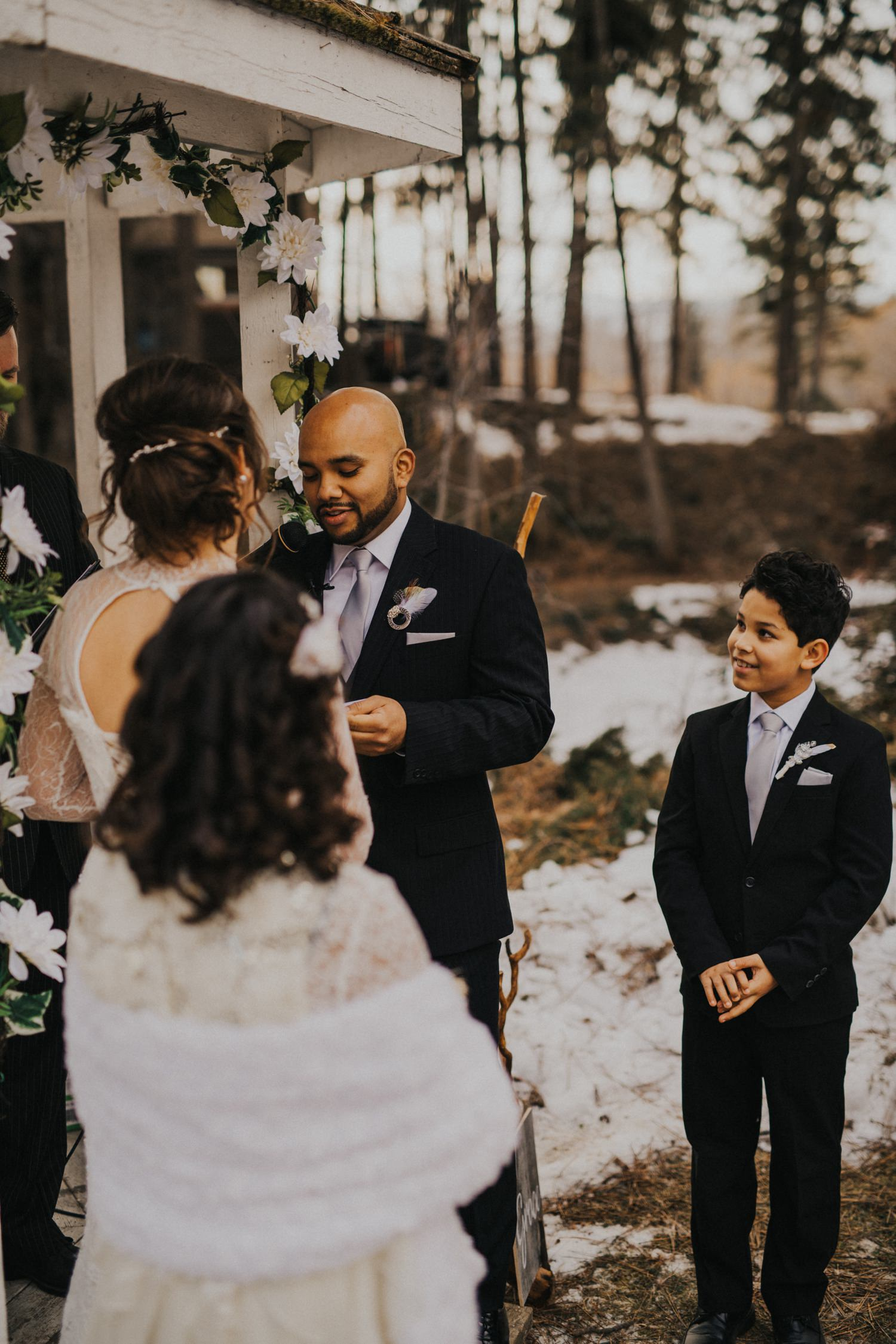 Kelowna Winter Wedding - Joelsview Photography_0075