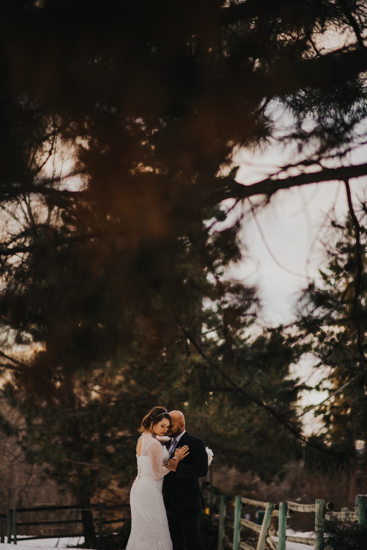 Kelowna Winter Wedding - Joelsview Photography_0105