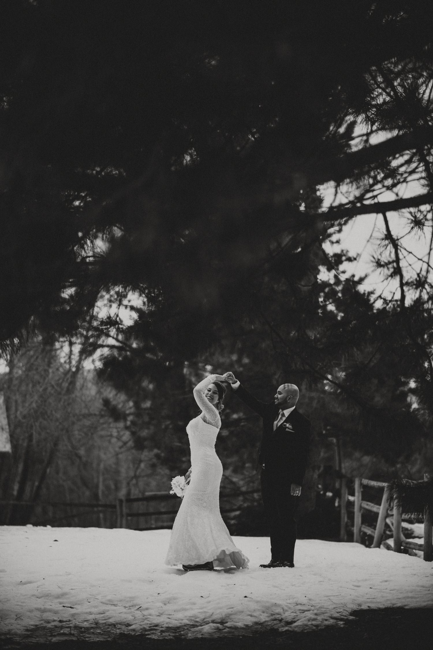 Kelowna Winter Wedding - Joelsview Photography_0106