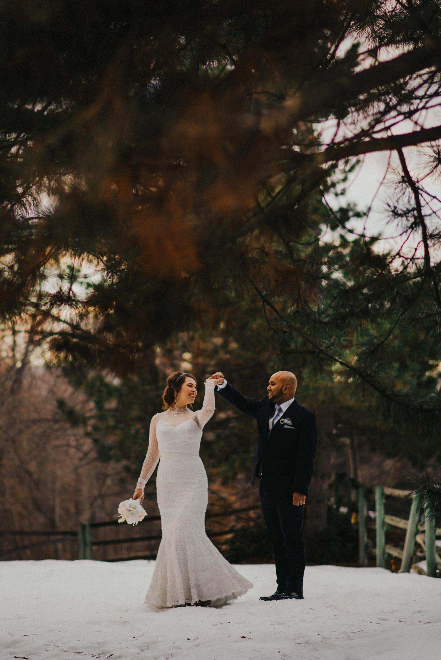 Kelowna Winter Wedding - Joelsview Photography_0107