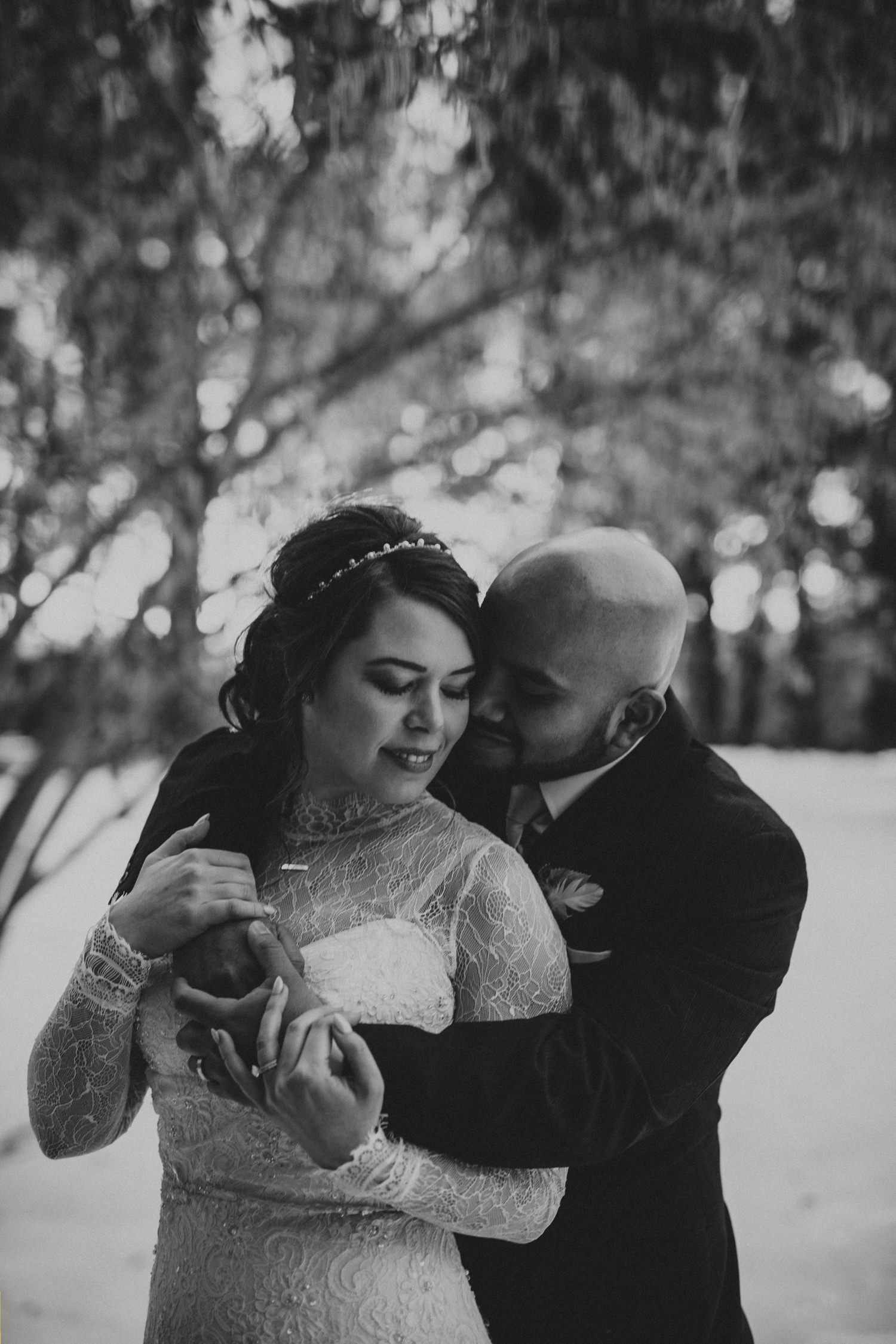Kelowna Winter Wedding - Joelsview Photography_0110