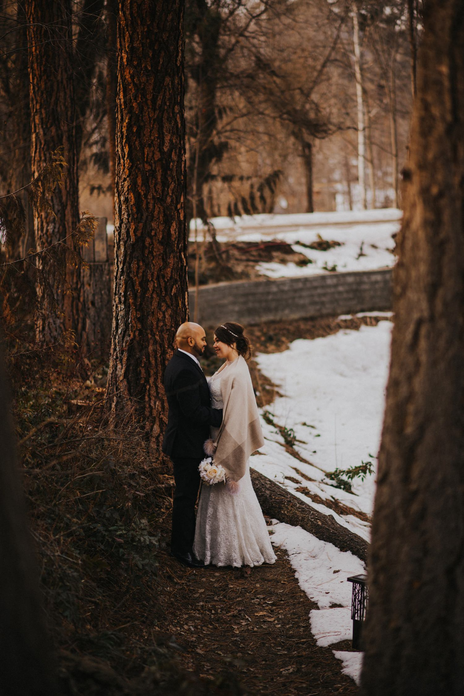 Kelowna Winter Wedding - Joelsview Photography_0112