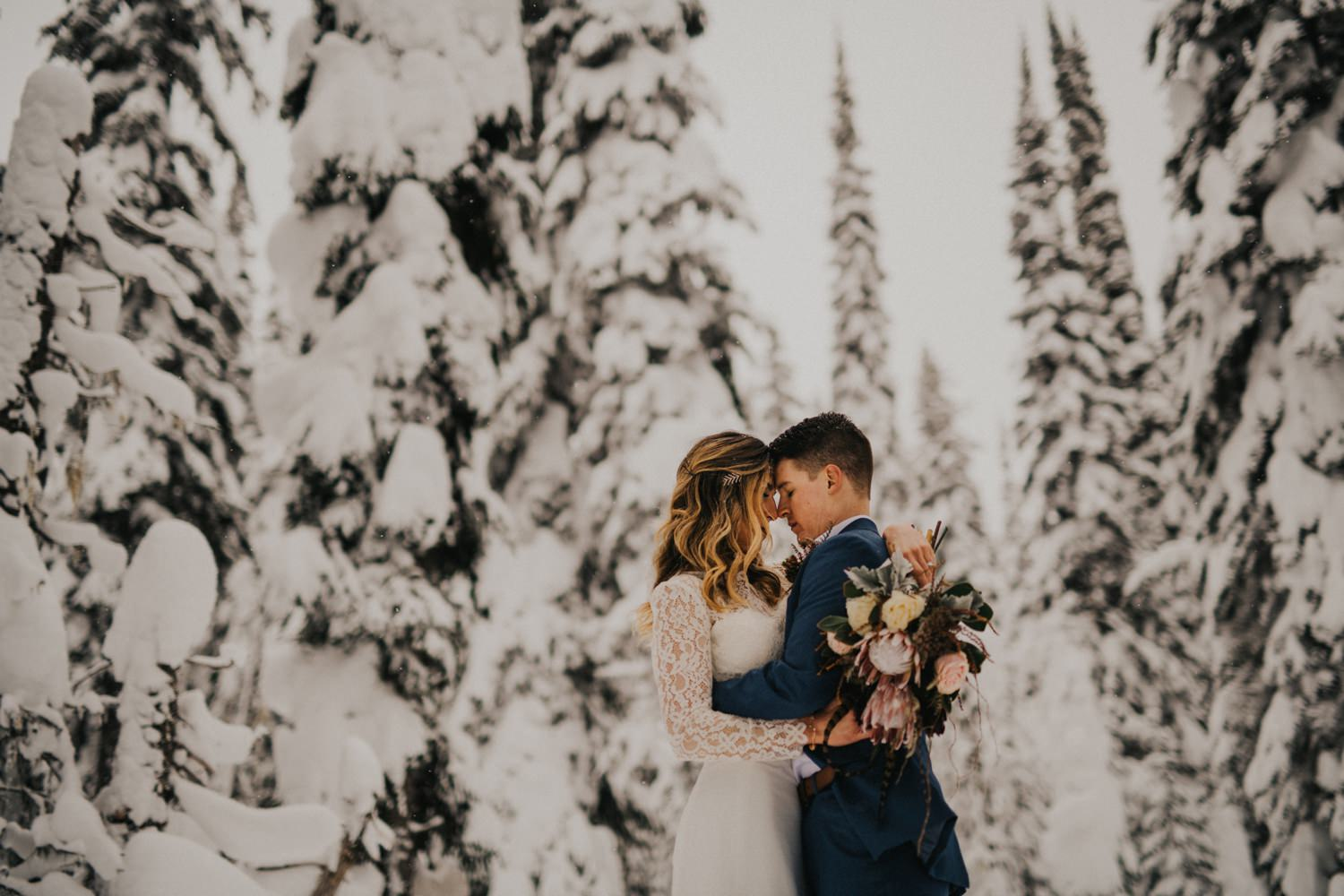 Okanagan Winter Elopement - Joelsview Photography_0038