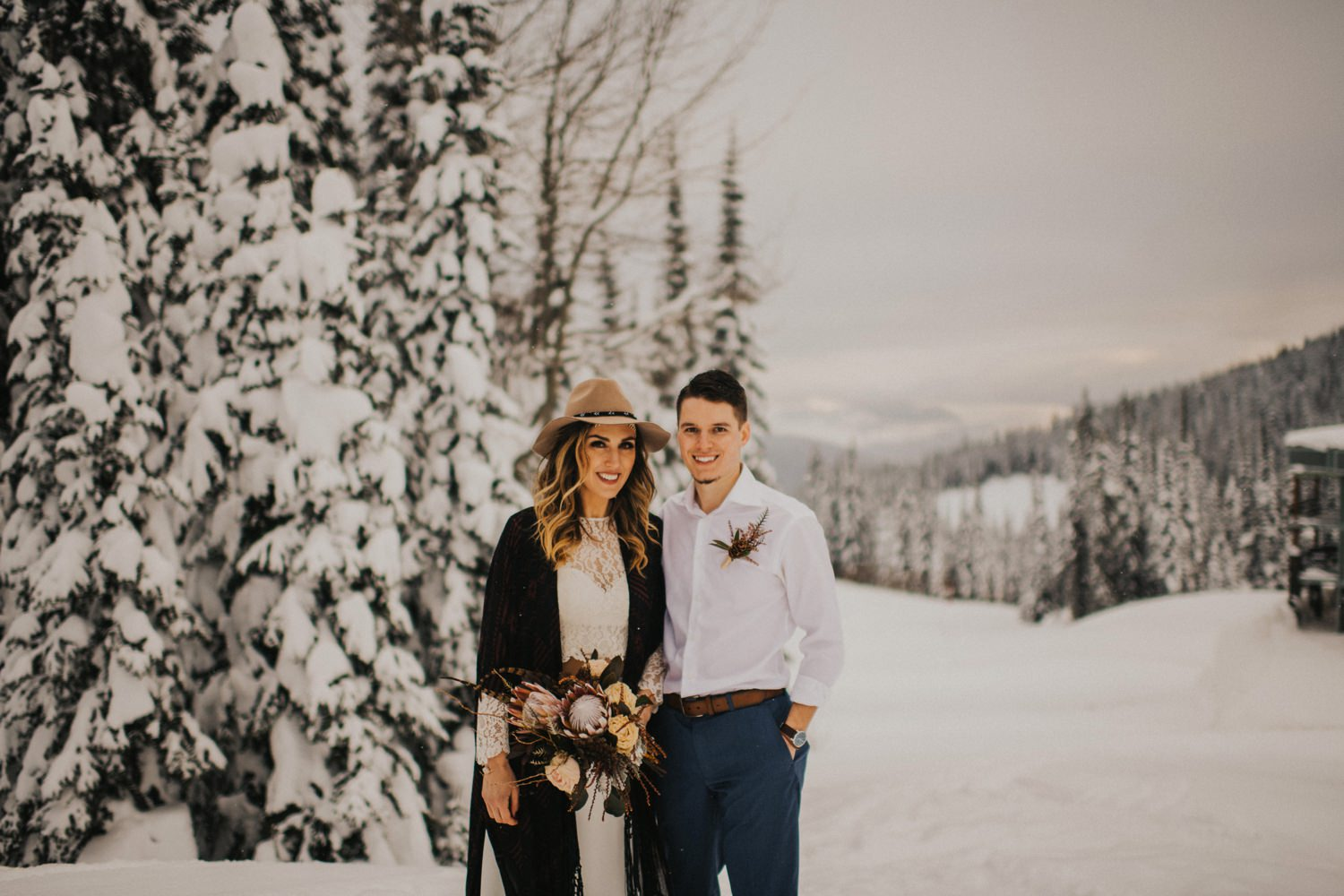 Okanagan Winter Elopement - Joelsview Photography_0102