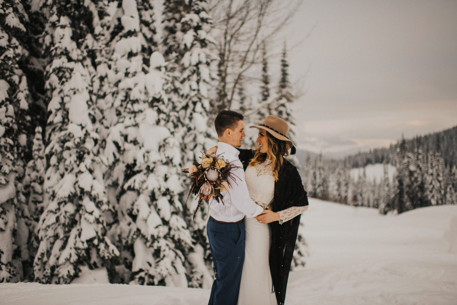 Okanagan Winter Elopement - Joelsview Photography_0104