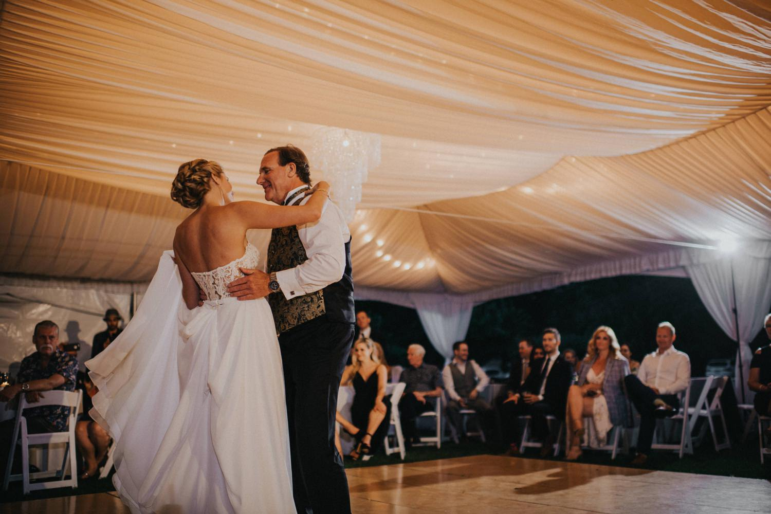 Dance Photography at The Harvest Golf Club