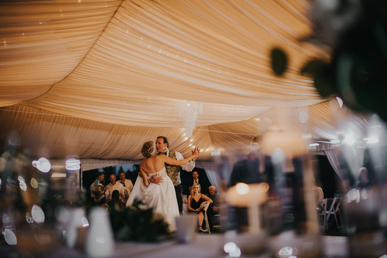 Wedding Dance at The Harvest Golf Club